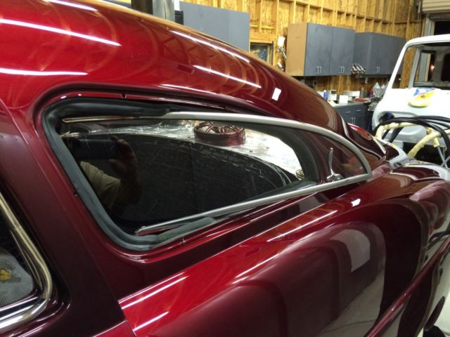 1950 Mercury - Ruby - Street Rods By Mike 1950-m12