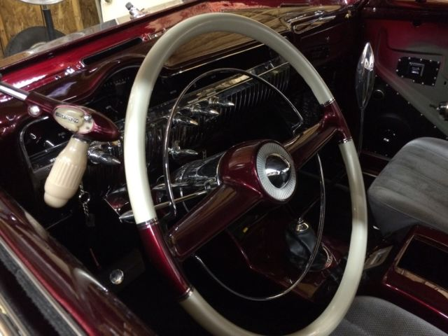 1950 Mercury - Ruby - Street Rods By Mike 1950-m14