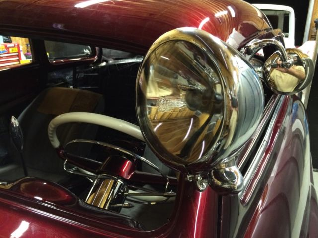 1950 Mercury - Ruby - Street Rods By Mike 1950-m15