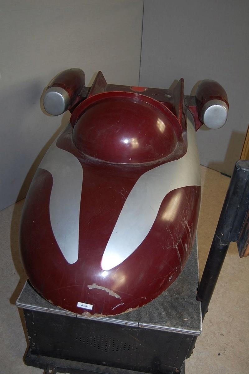 Kiddy ride star Jet kiddyride - Avion fusée de manège 210