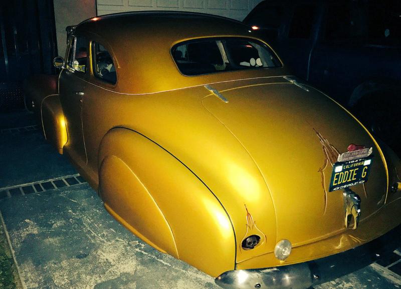 Chevrolet 1946 - 48 custom & mild custom - Page 2 229