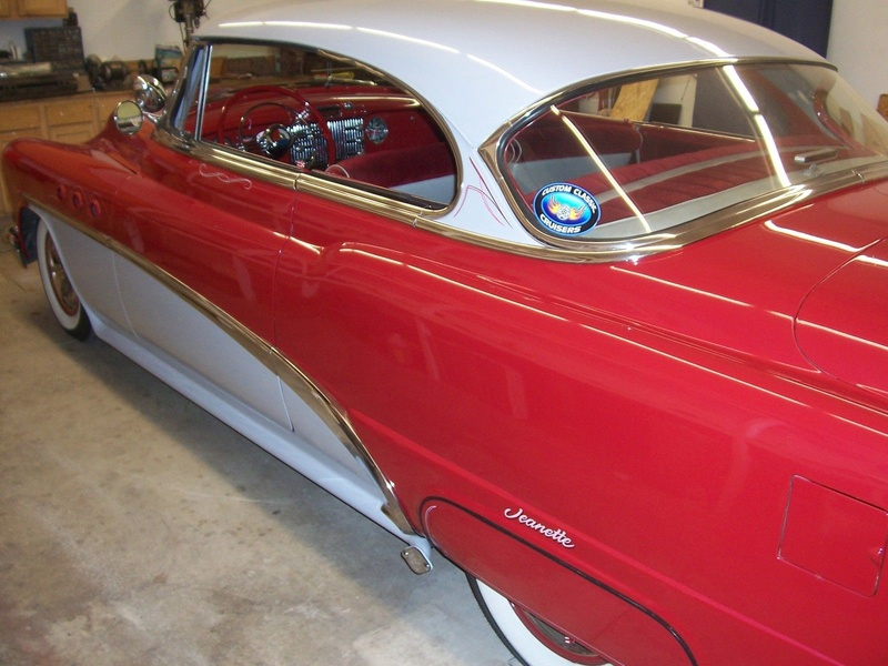 Buick 1950 -  1954 custom and mild custom galerie - Page 8 2311