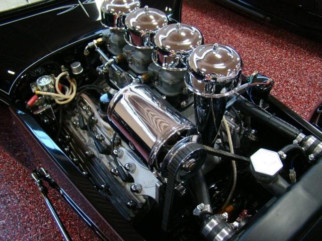 """1927 FORD MODEL T - THE ORIGINAL """"BLACK WIDOW"""" - Wally Olson - Bill Scott 2313"""
