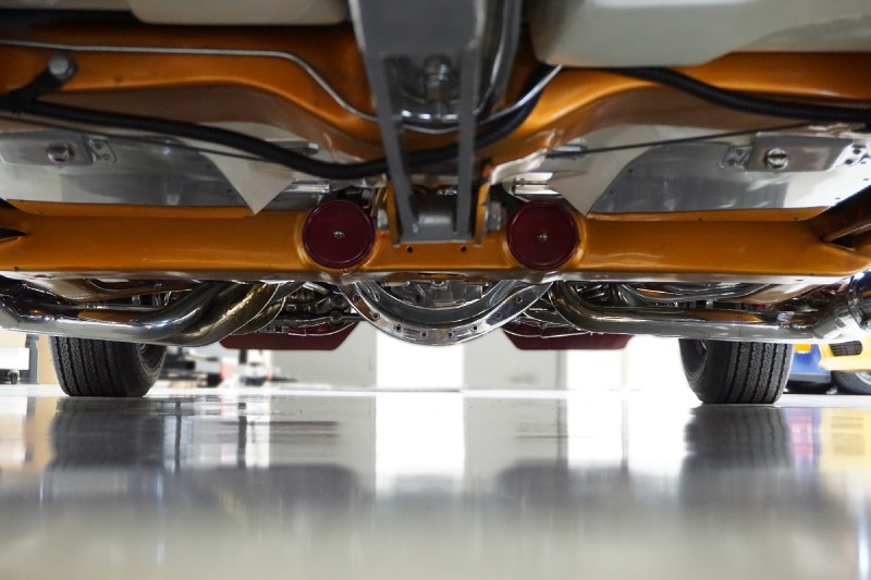 1968 Chevrolet Corvette Roman Chariot 237
