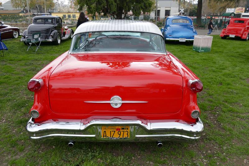 Oldsmobile 1955 - 1956 - 1957 custom & mild custom - Page 5 24424310