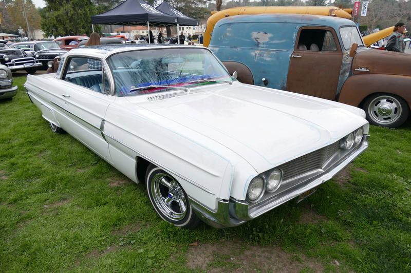 Oldsmobile 1961 - 1964 custom & mild custom 24426510