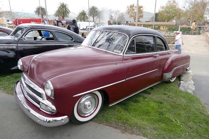Chevy 1949 - 1952 customs & mild customs galerie - Page 24 24449910