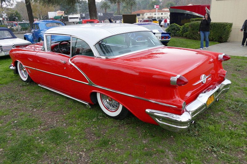 Oldsmobile 1955 - 1956 - 1957 custom & mild custom - Page 5 24755611