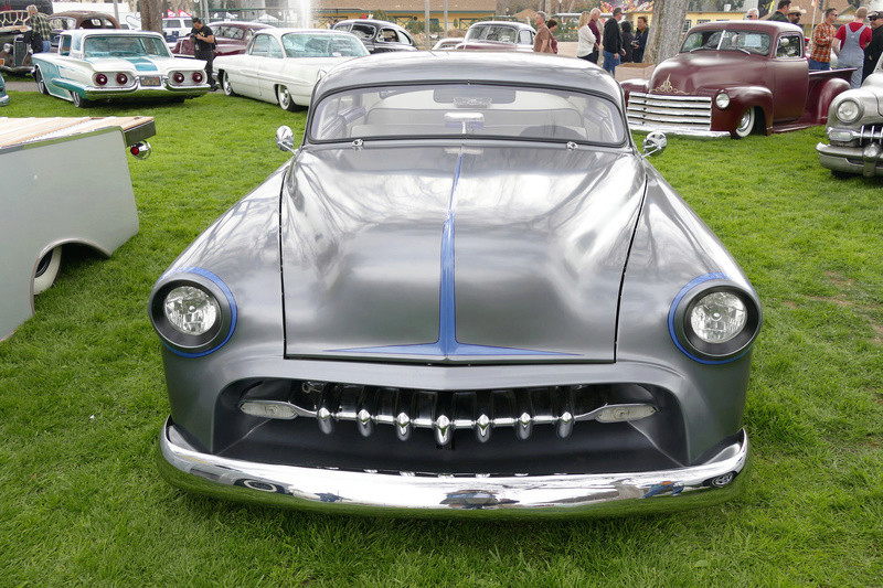 Chevy 1953 - 1954 custom & mild custom galerie - Page 14 24758411