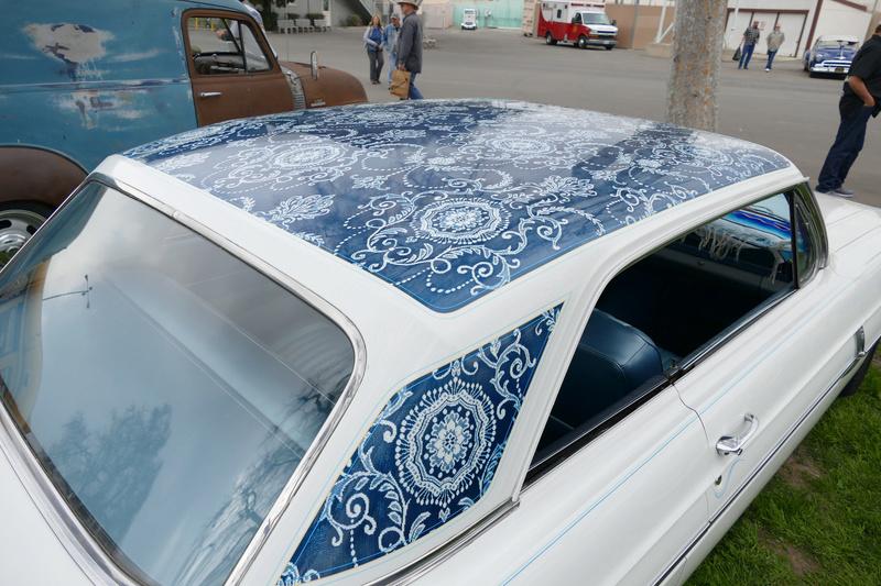 Oldsmobile 1961 - 1964 custom & mild custom 24761510
