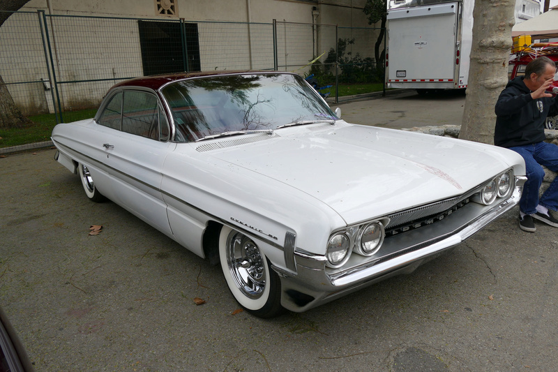 Oldsmobile 1961 - 1964 custom & mild custom 24984110