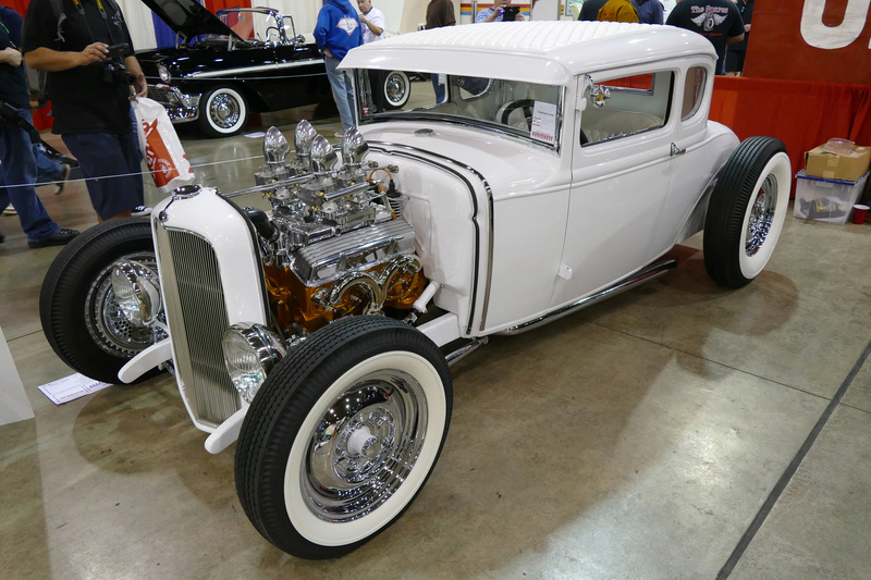 1931 Ford Model A coupe - Right time coupe - Rob Sepe 25046012