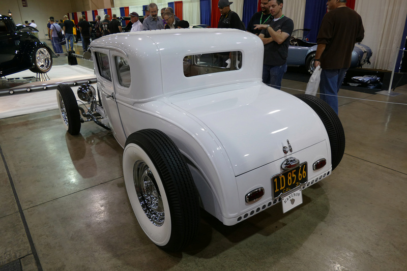 1931 Ford Model A coupe - Right time coupe - Rob Sepe 25049810