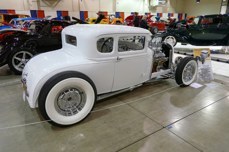 1931 Ford Model A coupe - Right time coupe - Rob Sepe 25049910
