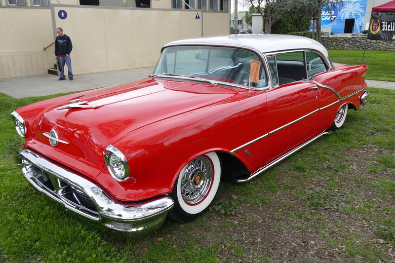 Oldsmobile 1955 - 1956 - 1957 custom & mild custom - Page 5 25051210