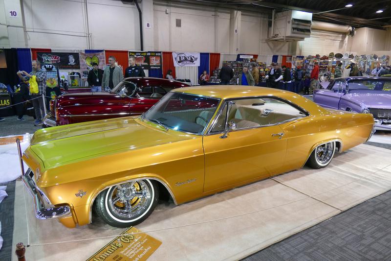 Chevrolet 1965 - 1968 custom & mild custom 25105510
