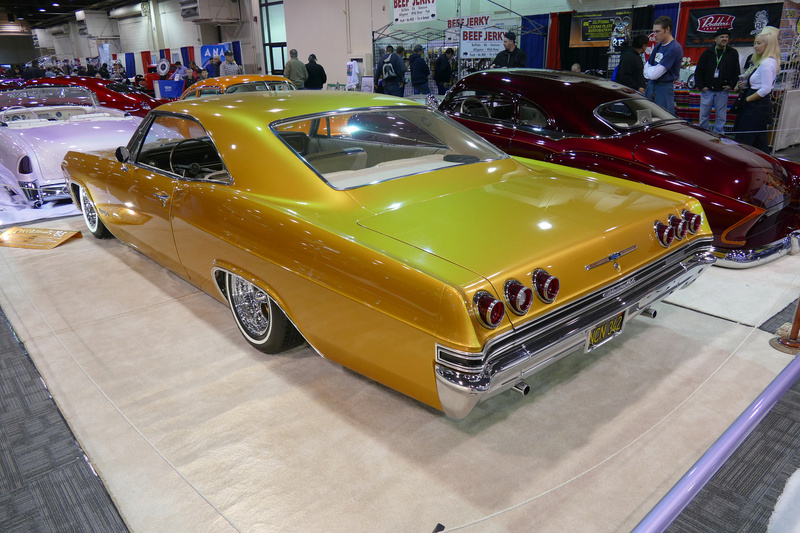 Chevrolet 1965 - 1968 custom & mild custom 25109310