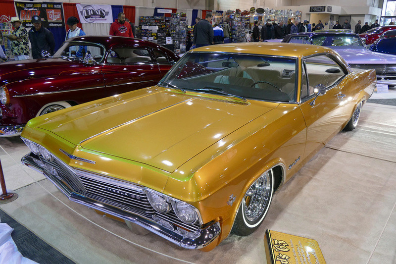 Chevrolet 1965 - 1968 custom & mild custom 25109311