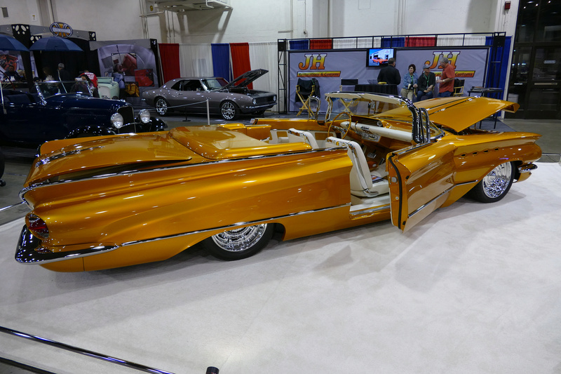 1960 Buick LeSabre convertible - Lectrafied 25130311