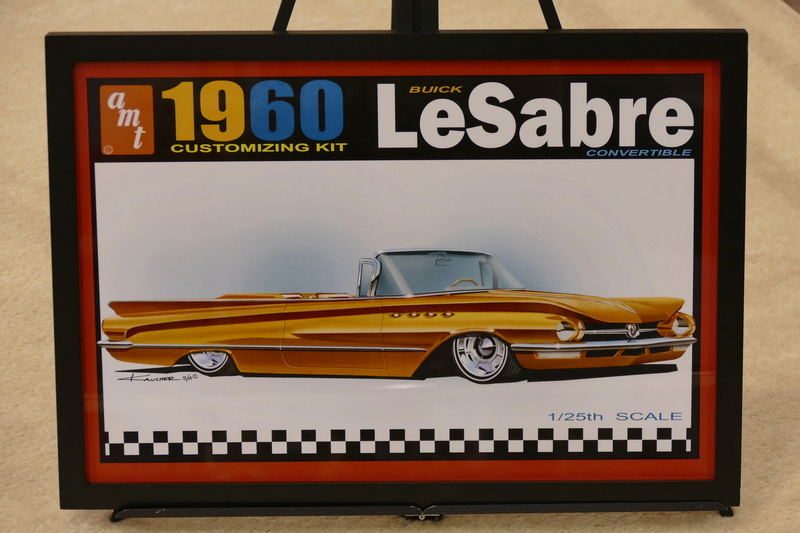 1960 Buick LeSabre convertible - Lectrafied 25134210
