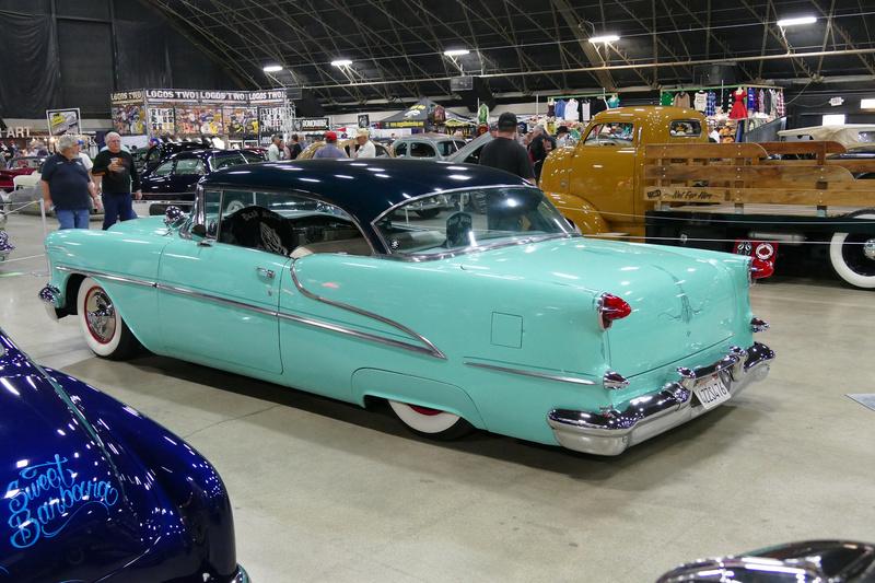 Oldsmobile 1955 - 1956 - 1957 custom & mild custom - Page 5 25289513