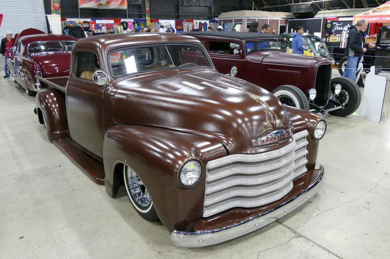 Chevy Pick up 1947 - 1954 custom & mild custom - Page 4 25441911