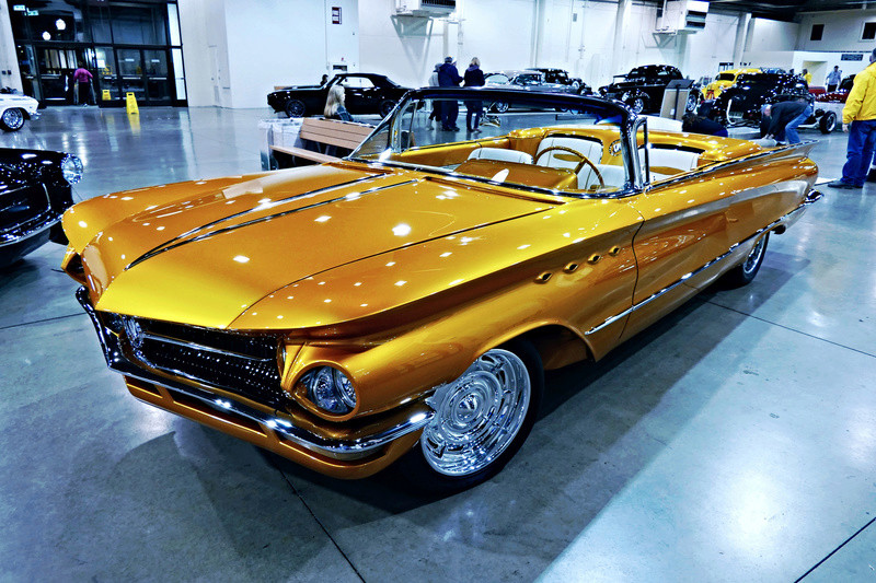1960 Buick LeSabre convertible - Lectrafied 25460510