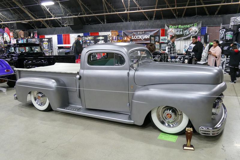 Ford¨Pick up 1948 - 1951 custom & mild custom - Page 2 25480810