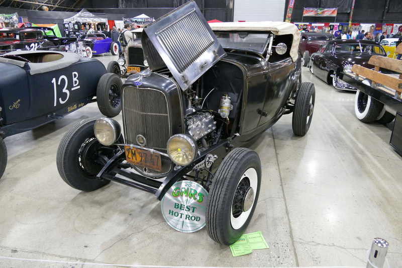 1932 Ford hot rod - Page 13 25544410