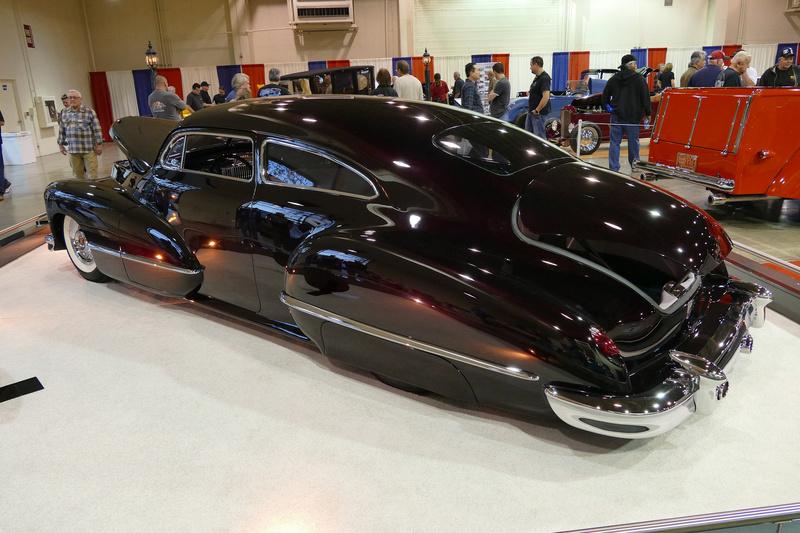 Cadillac 1941 - 47 custom & mild custom 25583510