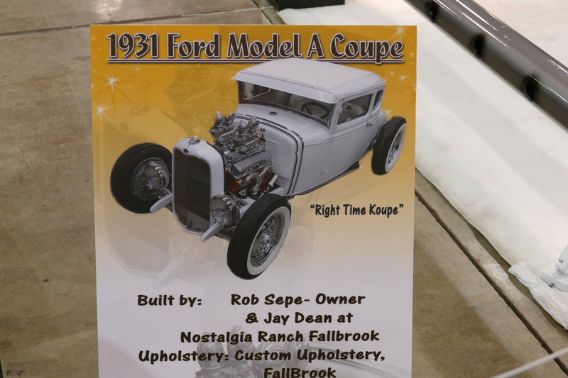 1931 Ford Model A coupe - Right time coupe - Rob Sepe 25583910