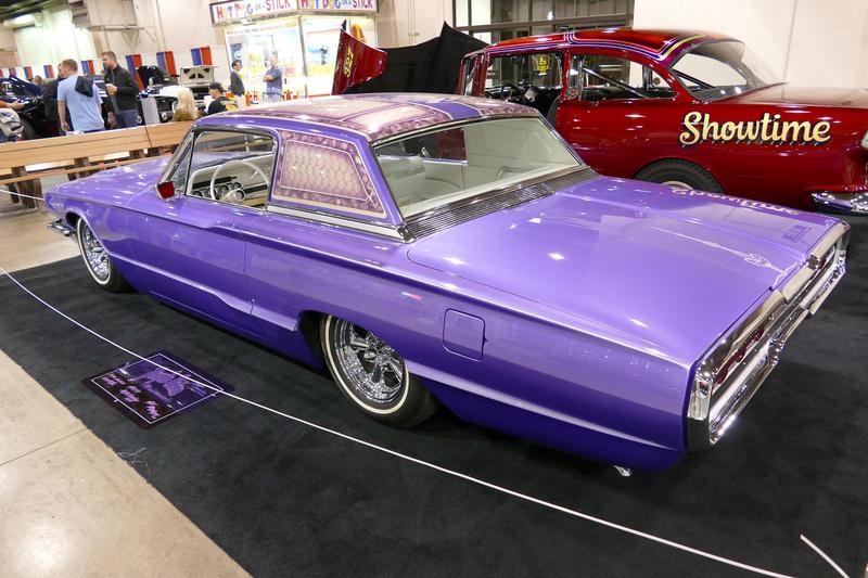 Ford Thunderbird 1964- 1966 custom & mild custom 25605110