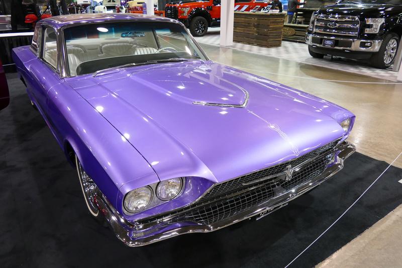 Ford Thunderbird 1964- 1966 custom & mild custom 25631110