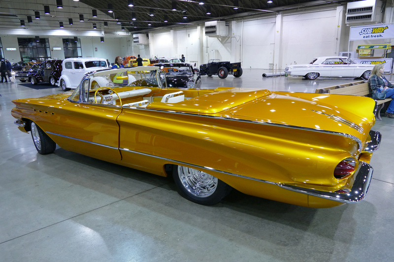1960 Buick LeSabre convertible - Lectrafied 25640210