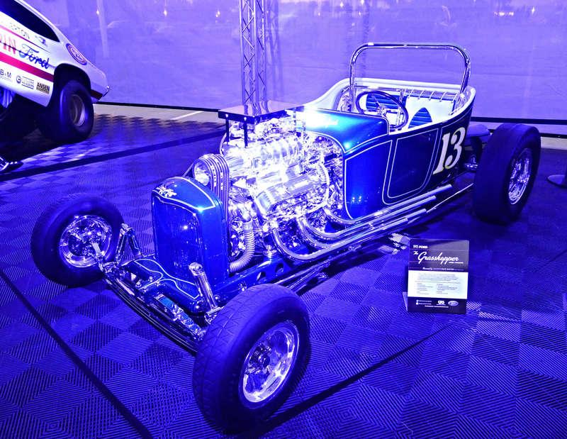 1915 Ford - The Grasshopper - The Green Hornett 25649510