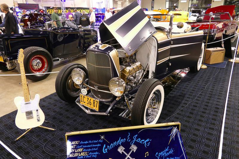 1932 Ford Roadster - Teleroadster - Grandpa & Jack Frey 25651113