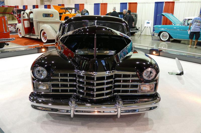 Cadillac 1941 - 47 custom & mild custom 25676212