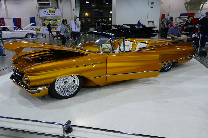 1960 Buick LeSabre convertible - Lectrafied 25734710