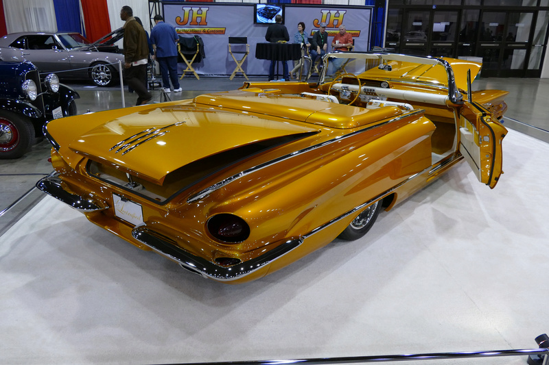 1960 Buick LeSabre convertible - Lectrafied 25734712
