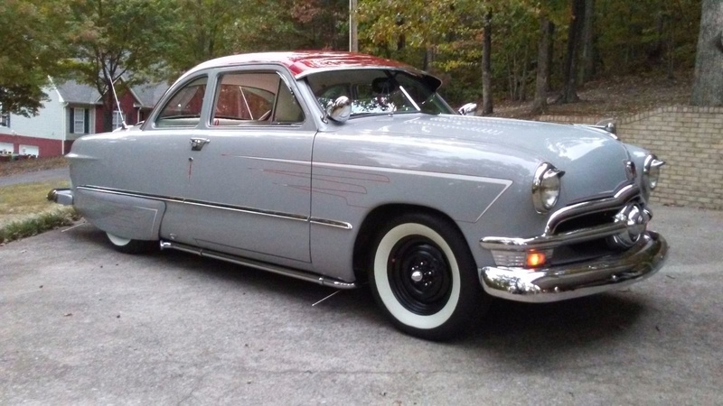 Ford 1949 - 50 - 51 (shoebox) custom & mild custom galerie - Page 24 258