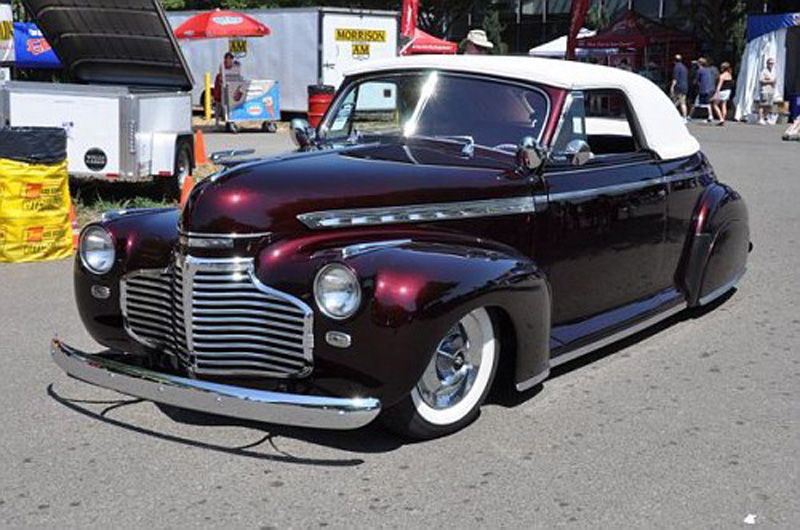 Chevy 1940 - 45 custom & mild custom 2verns10