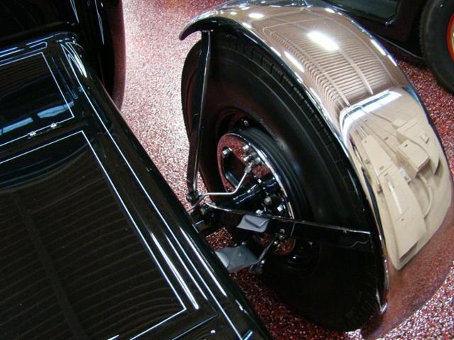 """1927 FORD MODEL T - THE ORIGINAL """"BLACK WIDOW"""" - Wally Olson - Bill Scott 3112"""