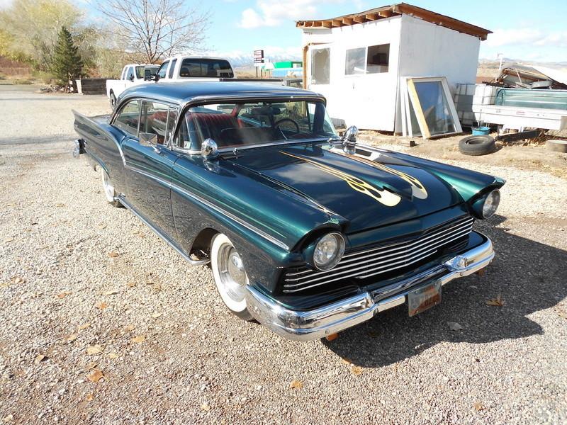 Ford 1957 & 1958 custom & mild custom  - Page 7 323