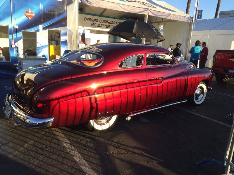 1950 Mercury - Ruby - Street Rods By Mike 339