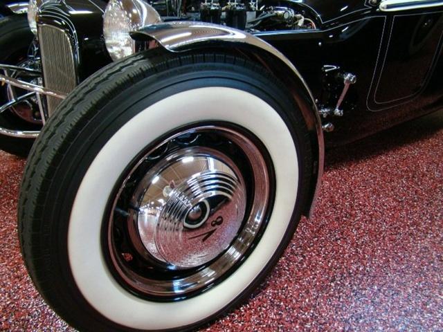 """1927 FORD MODEL T - THE ORIGINAL """"BLACK WIDOW"""" - Wally Olson - Bill Scott 3512"""