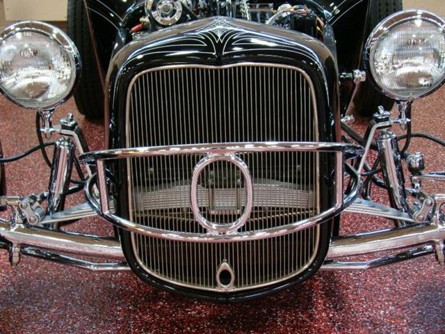 """1927 FORD MODEL T - THE ORIGINAL """"BLACK WIDOW"""" - Wally Olson - Bill Scott 3712"""