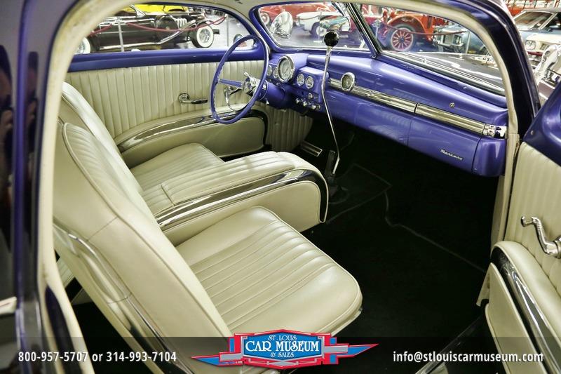 Mercury 1949 - 51  custom & mild custom galerie - Page 31 3767610