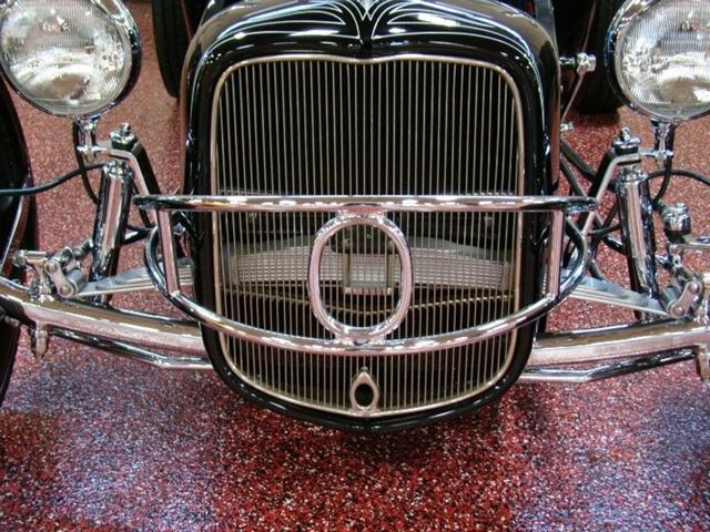 """1927 FORD MODEL T - THE ORIGINAL """"BLACK WIDOW"""" - Wally Olson - Bill Scott 3912"""