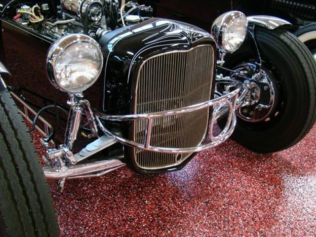 """1927 FORD MODEL T - THE ORIGINAL """"BLACK WIDOW"""" - Wally Olson - Bill Scott 4011"""