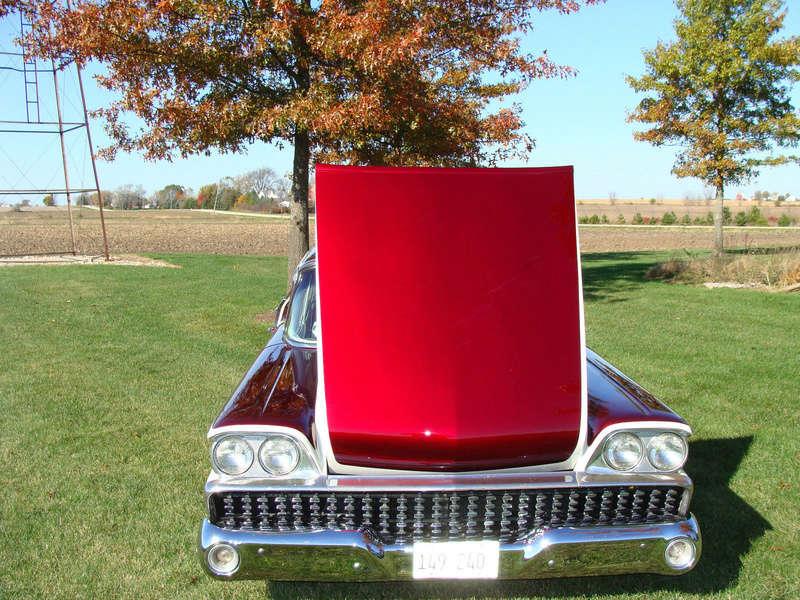 Ford 1959 custom & mild custom - Page 3 424